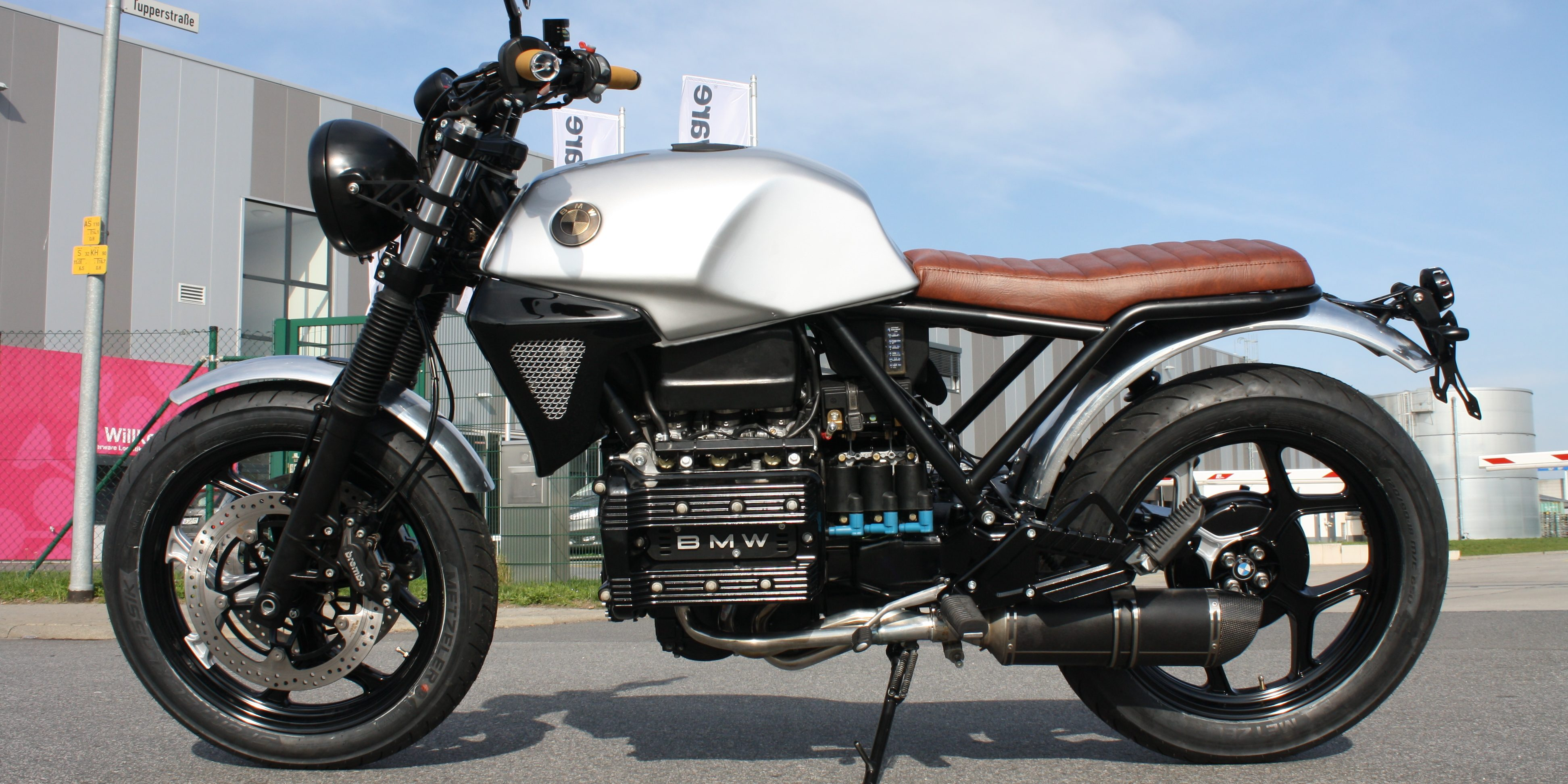 bmw k75 pure scrambler. Black Bedroom Furniture Sets. Home Design Ideas